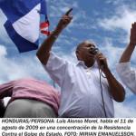 Honduras: El líder obrero y comunista Luis Morel, ¡que en paz descanse!