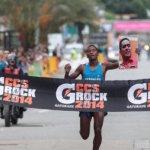 Venezuela: Maratonista dedica triunfo a Robert Serra