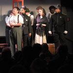 El teatro político y la lucha social