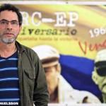 """Pastor Alape (FARC): """"Esto tiene que terminar en una asamblea constituyente"""""""