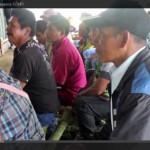 Pueblos indígenas, unidos y articulados al movimiento popular