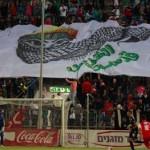 El conflicto árabe-israelí en un torneo europeo