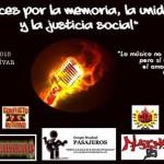 25 de abril en Bogotá: voces por la memoria, la unidad y la justicia social