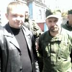 Un comunista ucraniano en el Dombás