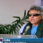 FARC llaman a fortalecer relaciones con Venezuela