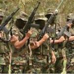El paramilitarismo es una realidad que no se puede tapar con las manos