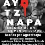 Solidaridad con Ayotzinapa en Nueva York