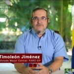 Mensaje de fin de año de las FARC-EP