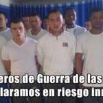 Prisioneros de guerra de las FARC, en riesgo inminente