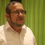 """Timoleón Jiménez: """"Avanzamos hacia la firma del acuerdo"""""""