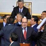 Asamblea Nacional de Venezuela 2016-2021: días 1 y 2