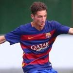 La conmovedora carta de despedida de David Babunski del Barça