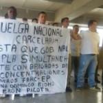Continúa huelga nacional carcelaria