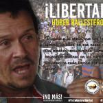 Niegan nuevamente libertad a Húbert Ballesteros