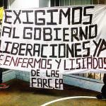 Reporte de la huelga en cárceles