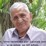 Comandante Martín Villa: Ejemplo de dignidad y consecuencia