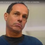 Yezid Arteta habla sobre la paz y el conflicto en Colombia