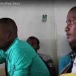 Foro por la Paz en el Medio Atrato, Chocó