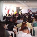 Organizaciones sociales de Norte de Santander hacen pedagogía de la paz