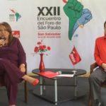 Foro de Sao Paulo debate acciones ante ofensiva de la derecha