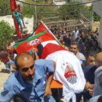 FPLP lamenta el sacrificio del camarada Arif Jaradat