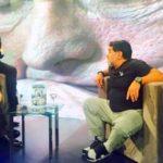 Maradona comparte memorias sobre histórica victoria en Mundial 1986