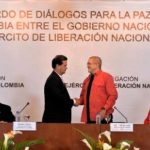 Al diálogo nacional de mayorías por la paz