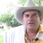 Repudio por asesinato de líder agrario Erley Monroy