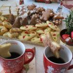 Lo importante es lo que comes entre Navidad y Navidad