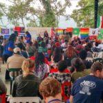 Movimientos sociales del continente respaldan la paz en Colombia