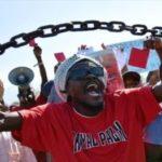 El cimbronazo haitiano